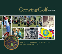 GROWING GOLF since 1950...